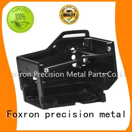 Foxron machining parts manufacturer for medical instrument accessories