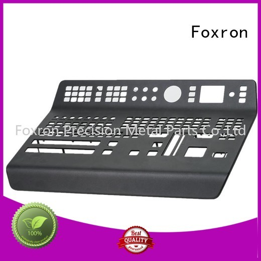 Foxron professional cnc electronic components metal stamping parts for consumer electronics