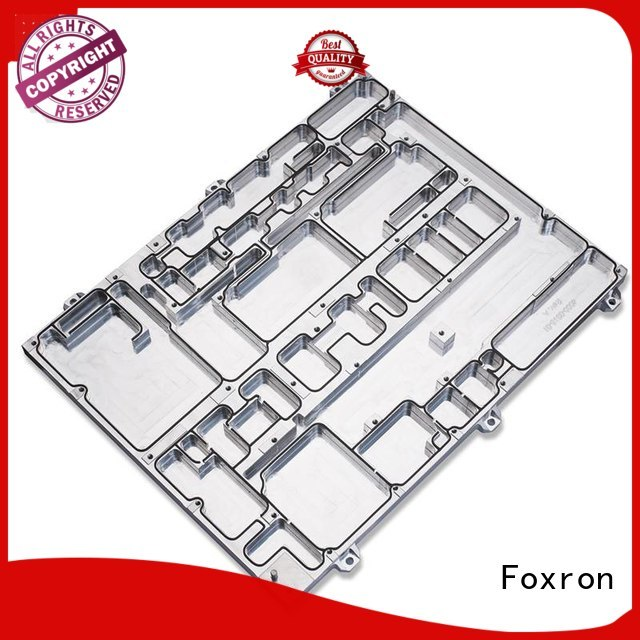 Foxron wholesale cnc machined parts shield for consumer electronics